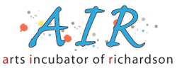 AIR – Arts Incubator of Richardson Logo