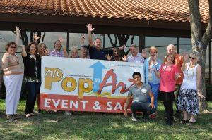 PopUP Art Exhibit 2013