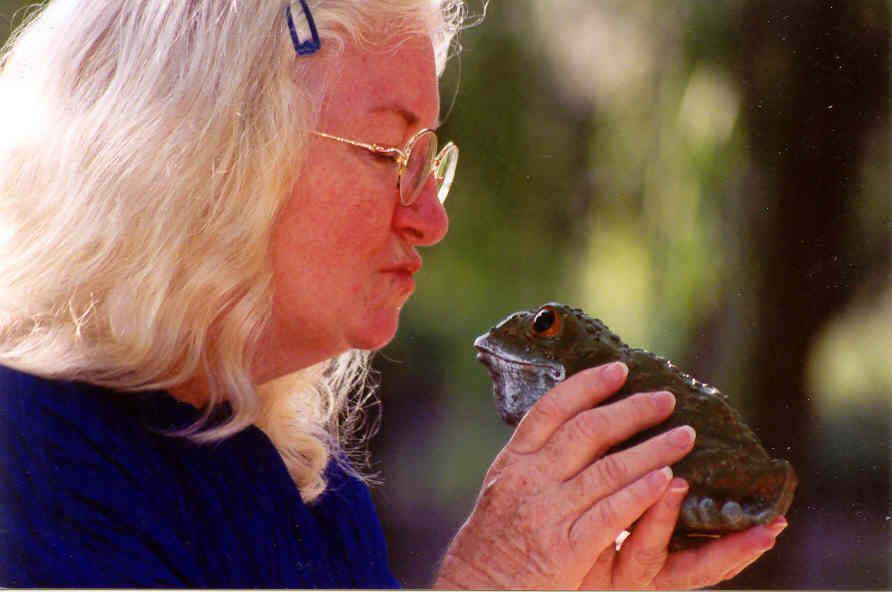 Elizabeth Ellis storyteller