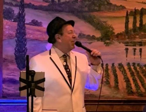 AIR Creates features local crooner, Geno Carlino