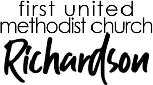 First United Methodist Church Richardson logo