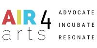 AIR4arts Logo