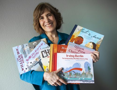 AIRTime Interviews Author Nancy Churnin – March 2021