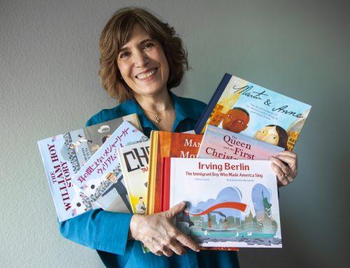 AIRTime Interviews Author Nancy Churnin – March 2021
