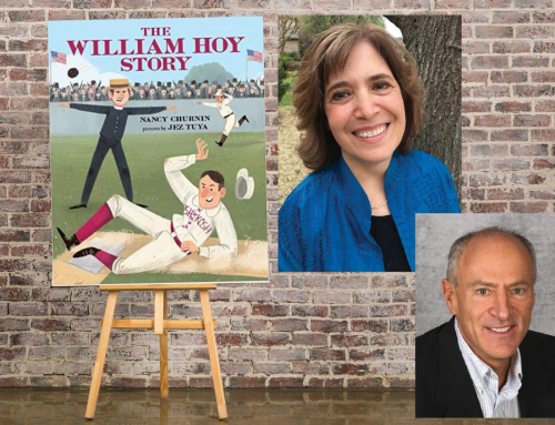 STORYTime Series: The William Hoy Story by Nancy Churnin