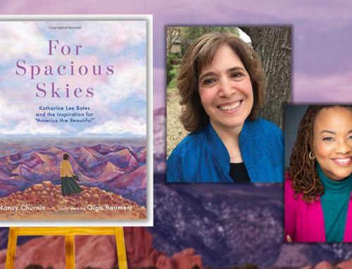 STORYTime Series: For Spacious Skies by Nancy Churnin – April 2021