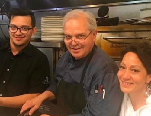 AIRTime Interviews Chef Romer Perez – November 2020