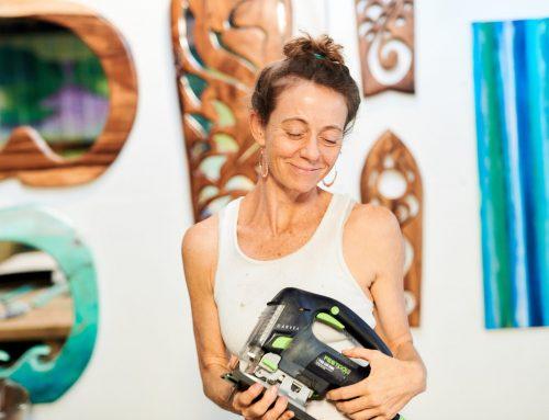 AIRTime Interviews Artist Nadia Fairlamb – April 2021