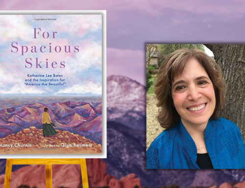 STORYTime Series: For Spacious Skies by Nancy Churnin
