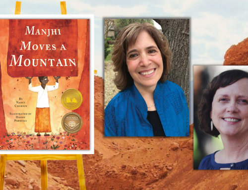 STORYTime Series: Manjhi Moves a Mountain by Nancy Churnin – May 2021